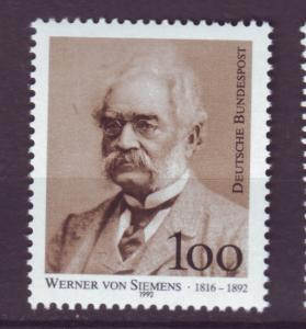 J10426 JL stamps @20%scv 1992 germany set of 1 mnh #1768 siemens