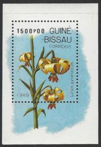 Guinea-Bissau #794 MNH Souvenir Sheet