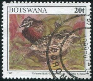 Botswana Sc#623 Used F-VF  (Bo)