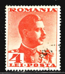 Romania 452 - used
