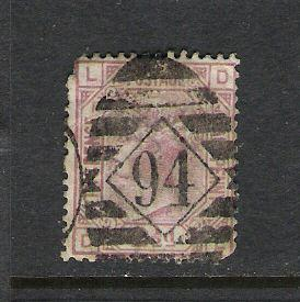 GREAT BRITAIN 67 USED FAULTY P14 W29 CV45 Q370