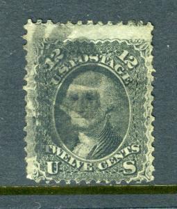 #90 12c WASHINGTON - GRILLED (USED) cv$400.00