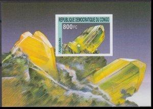 2002 Congo (Kinshasa) 1719/B118b Minerals 17,00 €