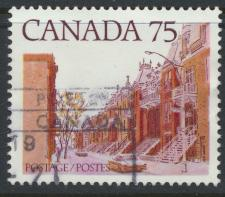 Canada SG 881 Used SC# 724 Eastern City Street see details