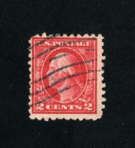 USA #425 used 1914-1915 PD .08