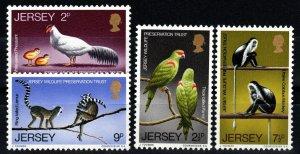 Jersey #49-52  MNH CV $6.25 (X909)