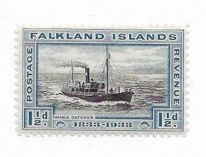 Falkland Islands #67 MH - Stamp - CAT VALUE $20.00