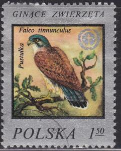 Poland 2217 CTO 1977 Kestrel 1.50zł