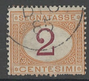 COLLECTION LOT # 2880 ITALY #J4 1870 CV=$24