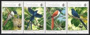 Seychelles 1996 Scott #778a Mint Never Hinged