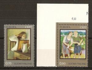 Finland 1975 Europa MNH