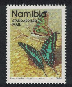 Namibia Butterfly 'Graphium antheus' SG#648