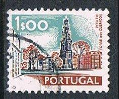 Portugal 1125: 1e Torre dos Clerigos, Porto, used, VF