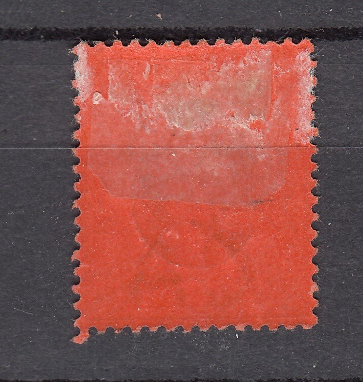 J28263 1903 hong kong mhr #73 king wmk 2, 2 scans
