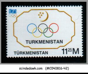 TURKMENISTAN - 1992 OLYMPIC GAMES BARCELONA '92 - 1V - MINT NH