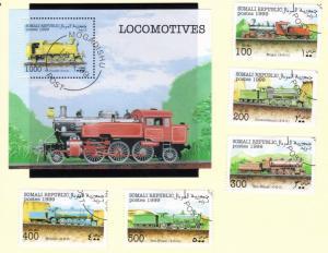 Somali Rep – 1999 trains w SS