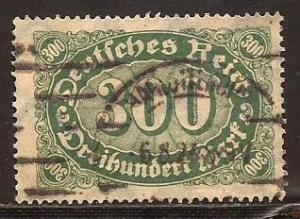 Germany  #  201  used