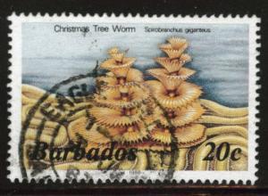 Barbados Scott 645