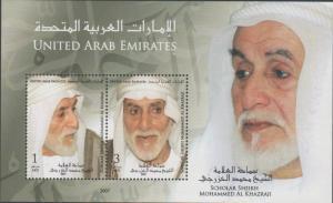 O) 2007 UNITED ARAB EMIRATES, SCHOLER SHEIKH MOHAMMED AL KHA