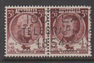 Australia Sc#264a Used