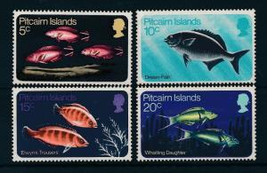 [23455] Pitcairn Islands 1970 Marine Life Fish MNH