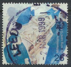 Great Britain SG 2081 SC# 1848  Used Patients Tale Health development see det...