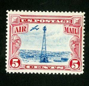 US Stamps # C11 Superb Choice OG NH