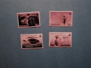 Kiribati - 448-51, MNH Set. Legends. SCV - $1.00