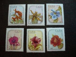 Stamps - Cuba - Scott#2836-2841 - MNH Set of 6 Stamps