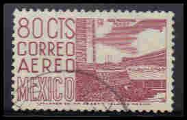 Mexico Used Very Fine ZA5547