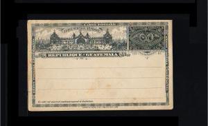1897 - Guatemala Postal stationary - 3 centavos [A79_062]