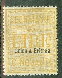 C: Eritrea J12 mint CV $875