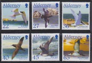 Alderney 209-214 MNH (2003)