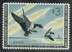 $US Sc#RW30 M/NH/VF Duck Stamp, Cv. $100