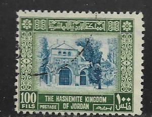 JORDAN, 334, USED, TYPES OF 1954