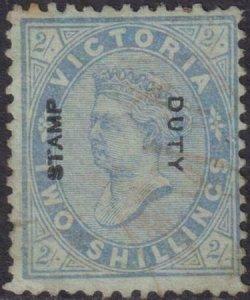 Victoria 1885 SC 157 Mint