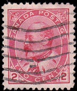 Scott Canada 90 Edward VII Used