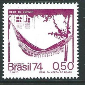 BRAZIL SG1512 50c POPULAR CULTURE MNH