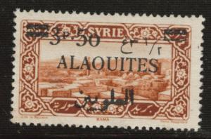 Alaouites Scott 38 MH* 1926
