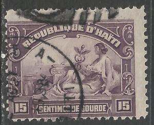 HAITI 313 VFU Z2695-5