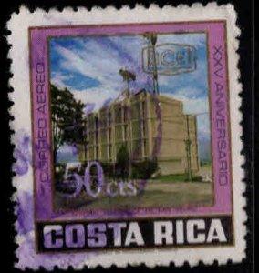 Costa Rica Scott C589 used