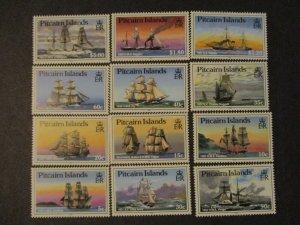 Pitcairn Islands #298-309 Mint Never Hinged - (1C9) WDWPhilatelic