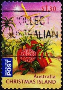 Christmas Island. 2010 $1.30 Fine Used
