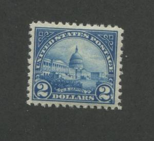 1923 US Postage Stamp #572 Mint Never Hinged Very Fine Regular Issue