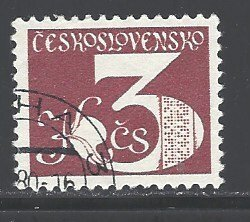 Czechoslovakia Sc # 2276 used (DDT)