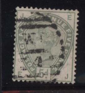 Great Britain #104 VF Used