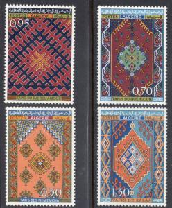ALGERIA SCOTT 393-396