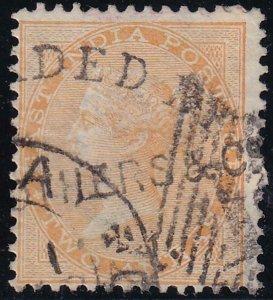 India1855-1864 SC 15 Used