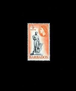 BARBADOS - 1953 - QE II - PUBLIC BUILDINGS - # 237 - MINT MNH SINGLE!