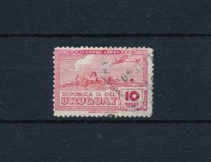 [54279] Uruguay 1939-1940 Airmail Ox Used